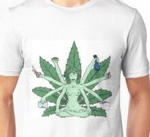 Weed's God Unisex T-Shirt