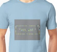 Hey Boo- To Kill a Mockingbird  Unisex T-Shirt