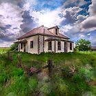 Saskatchewan Prairies by Patrick Kavanagh