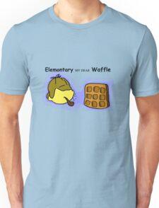 Elemontary my dear Waffle Unisex T-Shirt