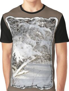Mother Nature Wears a Bridal Gown... Graphic T-Shirt