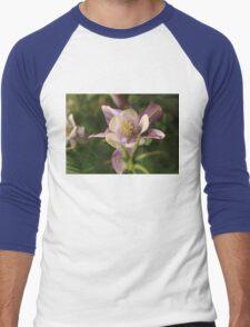 Soft Flower Men's Baseball ¾ T-Shirt