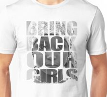 Bring Back Our Girls Unisex T-Shirt