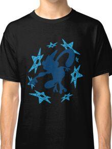 Greninja Shurikens Classic T-Shirt