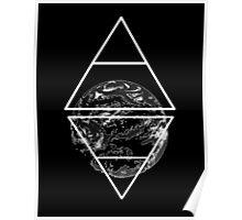 Air&Earth (AV) Earth planet Poster
