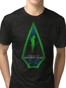 Starling City Archery Tri-blend T-Shirt