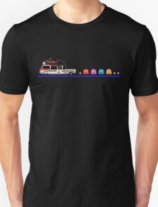 Ghostbusters meets Pac-Man Unisex T-Shirt