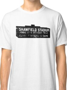 Shawfield Stadium, Glasgow tshirt Classic T-Shirt