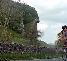Cycling in the Dales by Paul Swift
