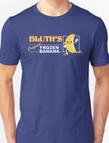 Frozen Banana Logo Unisex T-Shirt