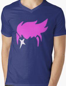 zarya hero icon Mens V-Neck T-Shirt