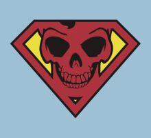 SuperSkull Kids Tee