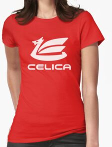 Celica Dragon Womens Fitted T-Shirt