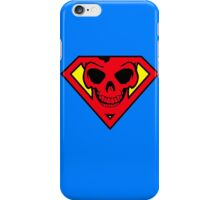 SuperSkull iPhone Case/Skin