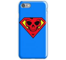 SuperSkull iPhone Case/Skin