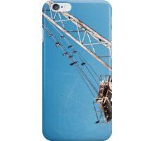 birds and crane iPhone Case/Skin