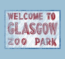 Glasgow Zoo tshirt, Glasgow  by MFSdesigns