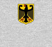 German Coat of Arms - Olympic Symbol Unisex T-Shirt