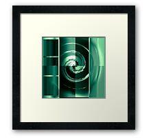 Plumage Framed Print