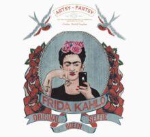 Hipster Frida T-Shirt