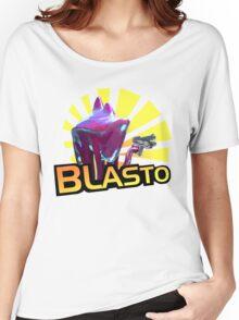 Mass Effect - BLASTO  Women's Relaxed Fit T-Shirt
