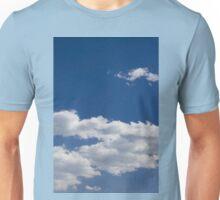 fluffy clouds Unisex T-Shirt
