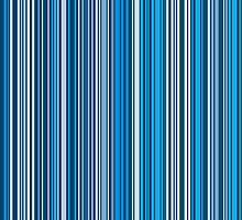 Many multicolored strips in the blue sample by pASob-dESIGN
