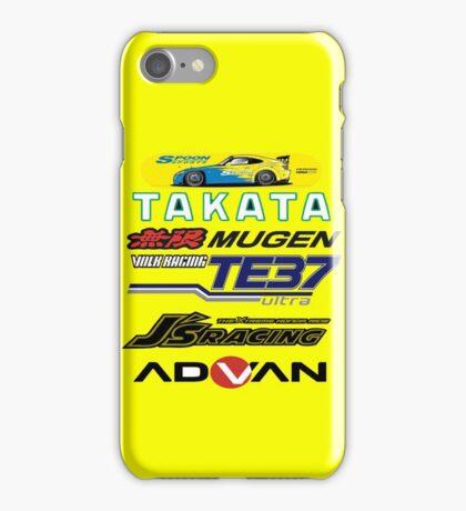 Honda S2000 Spoon iPhone Case/Skin