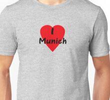 I Love Munich T-Shirt Unisex T-Shirt