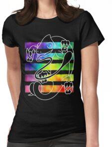Spectrumeleon Womens Fitted T-Shirt