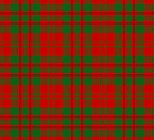 Clan Livingston Tartan by thecelticflame