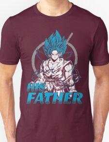 Super Saiyan Goku God Dad Shirt - RB00486 Unisex T-Shirt