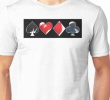 Aces of life. Unisex T-Shirt