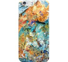 Colorful Stone Texture iPhone Case/Skin