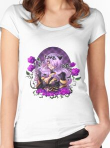 Camilla Rose's Thorns Women's Fitted Scoop T-Shirt