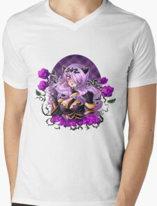 Camilla Rose's Thorns Mens V-Neck T-Shirt