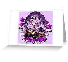 Camilla Rose's Thorns Greeting Card