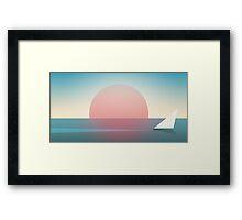 Startset Framed Print