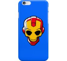 Iron Skull iPhone Case/Skin