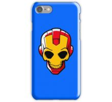 Iron Skull iPhone Case/Skin