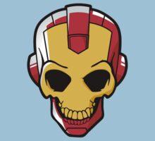Iron Skull Kids Tee