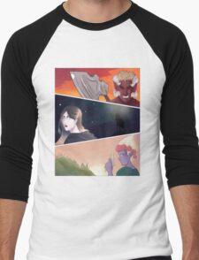 Pathfinder Adventures Men's Baseball ¾ T-Shirt