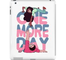 more day iPad Case/Skin