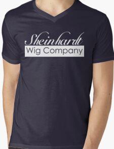 30 Rock Sheinhardt Wig Company Mens V-Neck T-Shirt