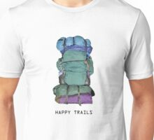 Happy Trails Unisex T-Shirt