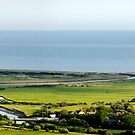 Cuckmere Haven Panorama by mikebov