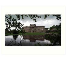National Trust Lyme Park Art Print