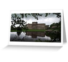 National Trust Lyme Park Greeting Card