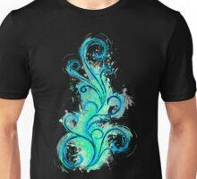 Dark Abstract Unisex T-Shirt