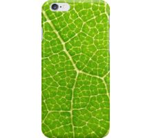 Leaf Macro [ iphone / case / wallet ] iPhone Case/Skin